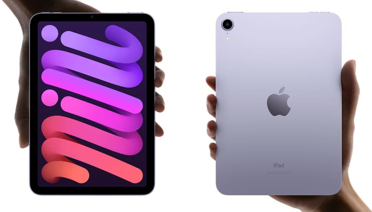 You are currently viewing Обзор iPad mini 6 (2021)